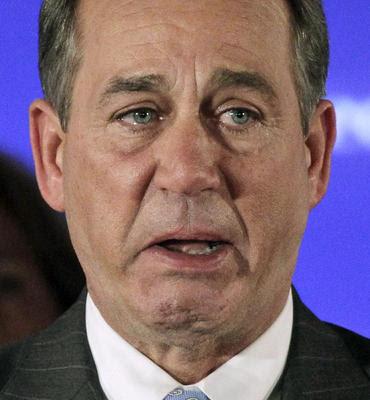 John Boehner: Cryer-In-Chief