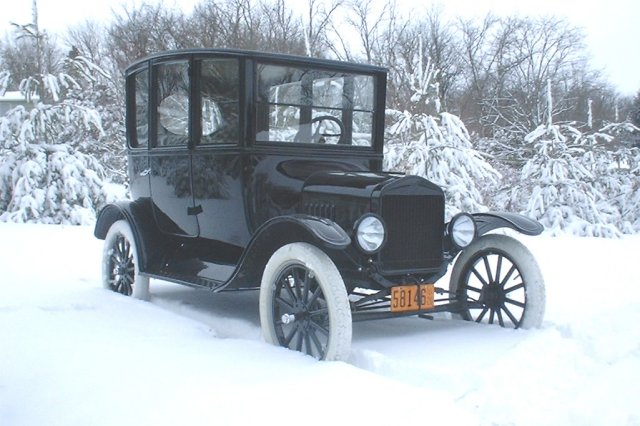 Who Influenced Henry Ford To Make Cars