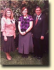 Pres. & Sister Benton with Hermana Hobbs
