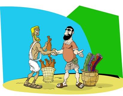 Sistema de comercio de Kolachi