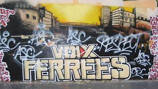 Mur Rue Ordener 3