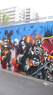 Mur Rue Ordener 1