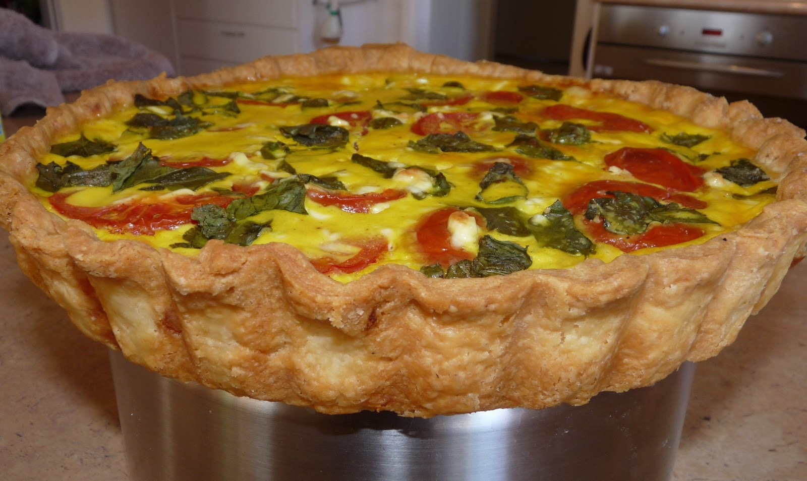 Quiche Assault Denied