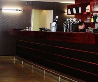 Mystery bar #67 - the bar