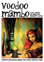 Voodoo Mambo @ Mighty Mighty