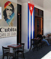 Cubita cafe in Taranaki St