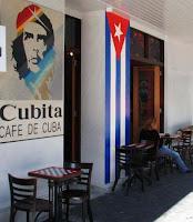 Cubita cafe in Taranaki St