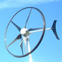 A Swift Rooftop Wind Energy System by Renewable Devices - http://www.renewabledevices.com/swift/index.htm