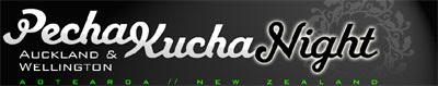 NZ Pecha Kucha banner