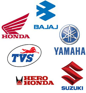 Indian Bike Manufacturer Logos