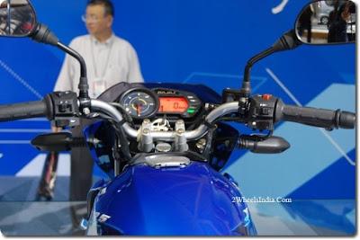 125 cc Bajaj XCD Sprint DTSi