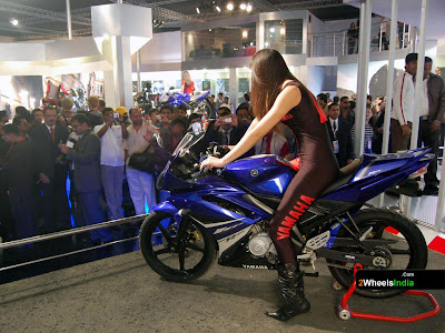 yamaha r15 wallpapers. Unveils the YAMAHA YZF-R15 in