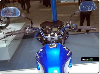 Bajaj Discover 150 DTSi Speedometer