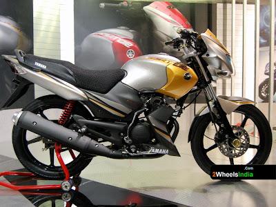 125 cc Yamaha Gladiator SS and RS