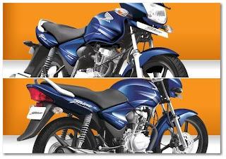 2007 Honda Shine