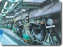 Pulsar Manufactured at the Chakan Plant