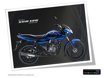 Bajaj XCD, 125 cc DTS-Si