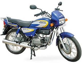 100 cc Hero Honda Splendor