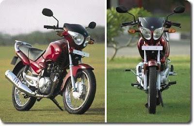 Yamaha Fazer 125 cc