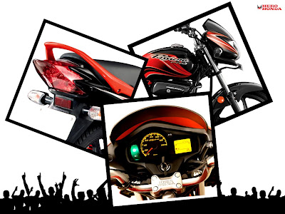 2010 Hero Honda Passion Pro