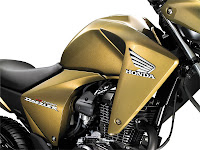 Honda CB Unicorn Dazzler Side Cowl