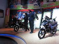 Hero Honda Passion @ Auto Expo 2010