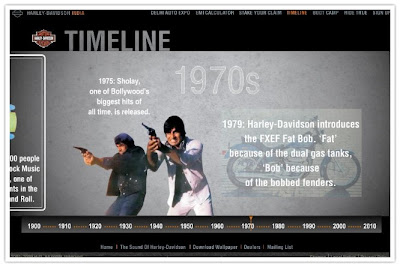 HD Timeline Desi Stye