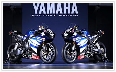 2009 WSB Yamaha R1