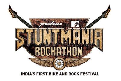 Stuntmania Rockathon Logo