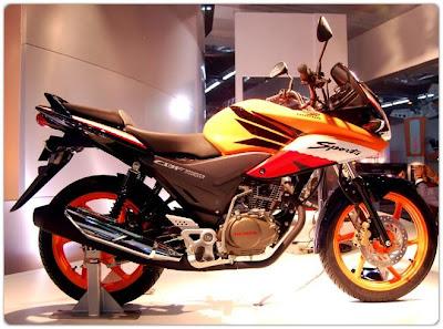 Honda CBF Sports Concept