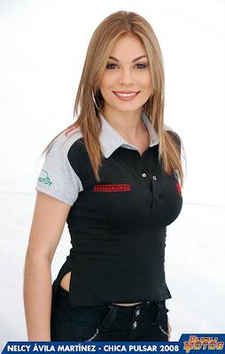 Miss Pulsar 2008..!!