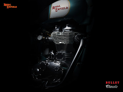 Royal Enfield Bullet Classic 500 C.C