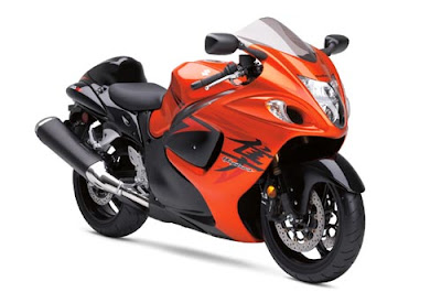 Suzuki Hayabusa in India..!!
