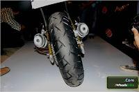 Mahindra Mojo Rear Tyre