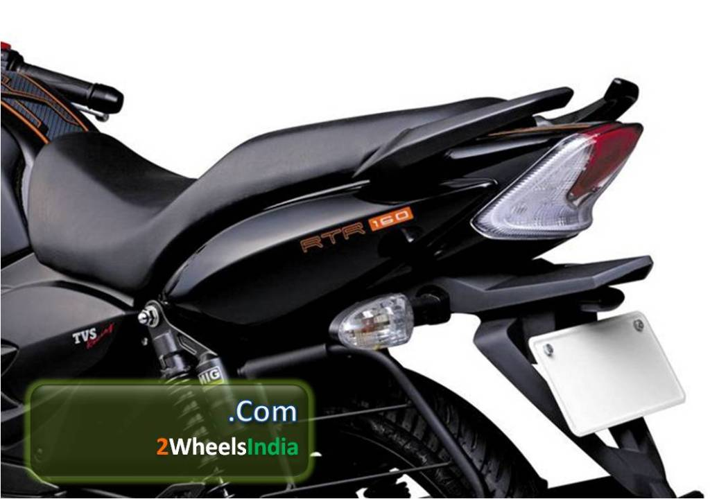 Tvs Apache Rtr Hyperedge 160 Bike Chronicles Of India