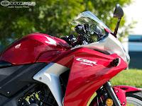 2011 CBR250R Vs. Ninja 250R