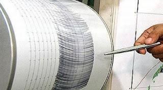 Gempa 5,6 SR Berpusat di Ujung Kulon