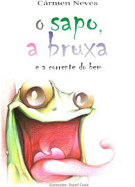 A outra capa do meu livro! - Crmen Neves