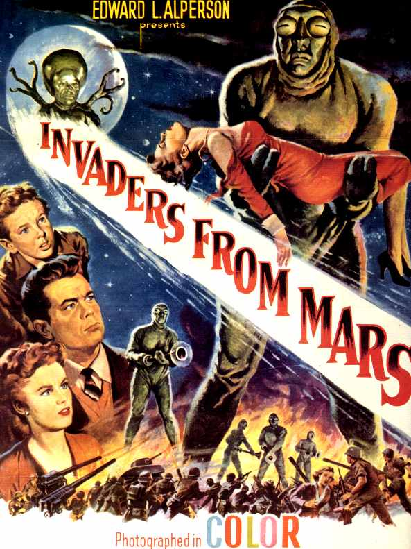 martians invaders from mars 1953 - photo #26