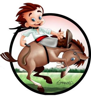 gauchitoDIBUJO 767617 Desenhos para o Dia do Gaúcho para crianças