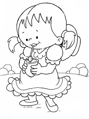 prenda+chimarreando 757325 Mais desenhos para colorir do Dia do Gaúcho para crianças