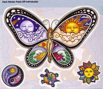 Borboleta+(16) 725817 Lindas Borboletas para decoupage para crianças