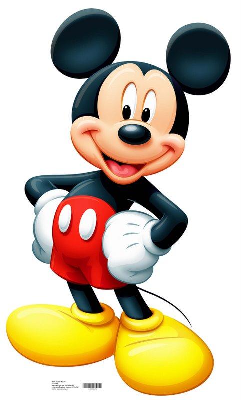 Da Disney Nunca Saem De Moda  Minnie E Mickey Da Disney Para Decoupage