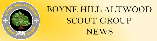 Boyne Hill Altwood Scouts News