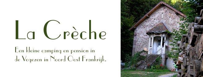 La Crèche: camping, appartement, b&b in de Vogezen, Frankrijk