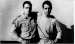 Jack Kerouac and Neal Cassady