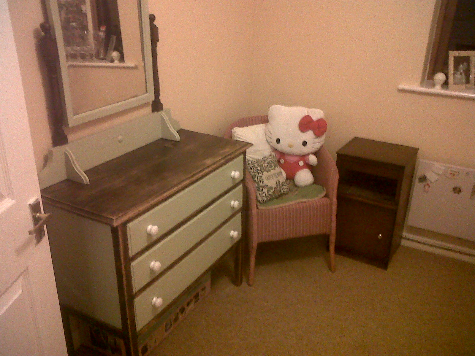 Florence and Mary IKEA Tromsnes Daybed