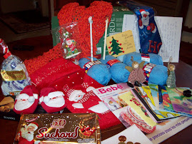 Estos son los regalos que yo recibí de Evelyn desde España