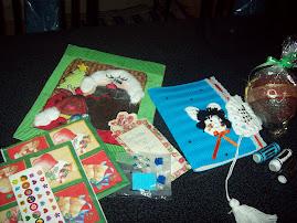 Los regalos que YO le envié
