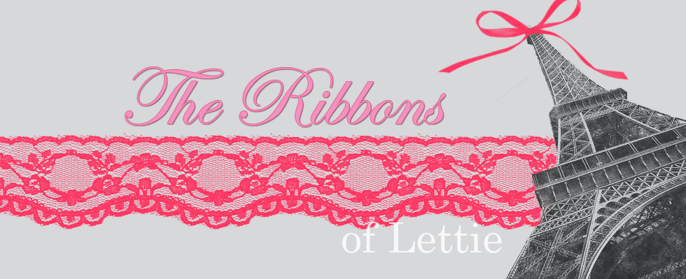 The ribbons of Lettie